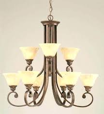 chandelier replacement shades chandelier glass shades replacement 1 light royal bronze mini pendant with cage design