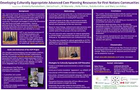 project posters presentations and posters improving end of life care in first