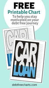 Mortgage Payoff Chart Printable Car Loan Payoff Chart Paying Off Car Loan Car Loans