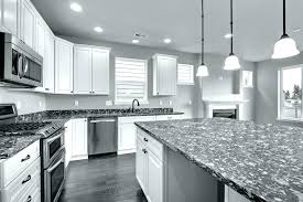grey kitchen cabinets with grey countertops dark grey granite places near gray kitchen cabinets with dark