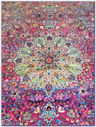 pale pink persian rug pink rug