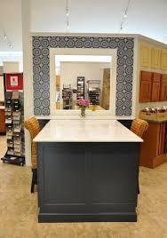 New Display In Midnight Blue Kitchen Kraftmaid Cabinets Blue