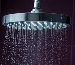 best rain shower head sample