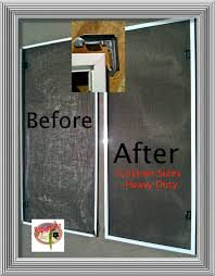 incredible patio screen door repair screen doors window screen repair mobile screen service econo residence design images