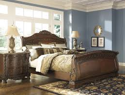 Shore Bedroom B553 S Dark Brown by Ashley Furniture