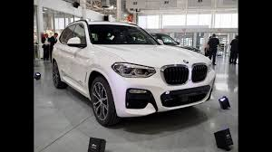 2018 bmw x3. exellent 2018 the new 2018 bmw x3 live from spartanburg throughout bmw x3