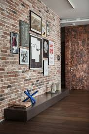 Interior Design Feature Walls Living Room Interior Design Baffling What To Do With A Brick Wall Design
