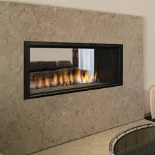 ventless wall mount gas fireplace artisan see through vent free gas fireplace outdoor