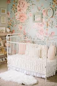 tour the sweetest vintage nursery for baby girl crib bedding sets boys bedroom affordable furniture piece set elephant blankets boy disney princess