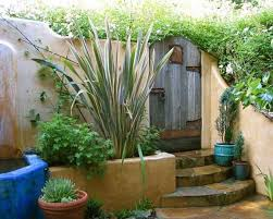 Backyard Landscaping Designs Amazing Mexican Style Garden Designs And Yard Landscaping Ideas Home
