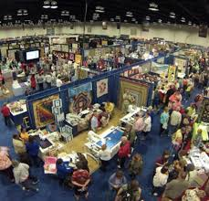West Kentucky Star - News & A look at the AQS Quilt Show in the Paducah Expo<br>PHOTO: Adamdwight.com