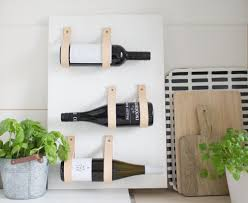 Kitchen Wine Rack 6 Versatile Wall Mounted Wine Rack Designs You Can Craft Yourself