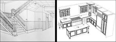 interior design drawings perspective. Contemporary Design Designers Use It To Draw Up Ideas And New Designs Picture Interior Design  Using Perspective Drawing With Design Drawings Perspective E