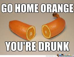 Go Hom E Orange by recyclebin - Meme Center via Relatably.com