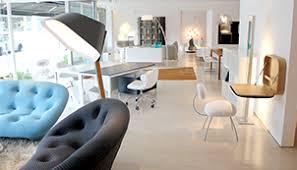 high end modern furniture. perfect high showroom for high end modern furniture