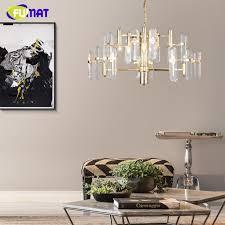 fumat italian luxury crystal chandeliers tassel lights modern nordic k9 crystal chandelier lightings home decor living room lamp malaysia senarai harga