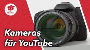 Welche ist die beste Kamera für YouTube? - Top 4 Kameras fürs Filmen und  Vlogs - YouTube