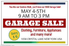 7 890 Customizable Design Templates For Garage Sale Postermywall