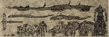 Size Chart Shadow Of The Colossus Photo 33844777 Fanpop