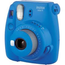 <b>Фотоаппарат</b> мгновенной печати <b>Fujifilm Instax Mini</b> 9 Cobalt Blue ...
