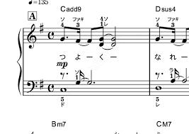 鬼滅の刃楽譜簡単