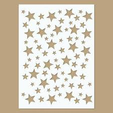 attractive star stencils for painting material micron polyester stencil flexible and easy to clean this attractive star stencils for painting