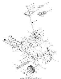 mtd 13bk608g062 2001 parts diagram