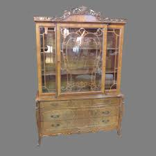 Chippendale China Cabinet Antique China Cabinets Antique Display Cabinets Antique Curio
