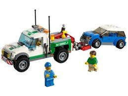 Pickup Tow Truck - 60081 | City | LEGO Shop