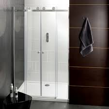 image of sliding glass shower doors reviews