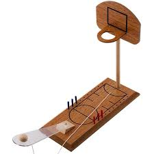 Wooden Hoop Game Wholesale Wooden Basketball Game USA 78