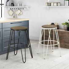 metal industrial furniture. Furniture Of America Kasey Metal Industrial-style Round Bar Stool (Set 2) - Free Shipping Today Overstock 24226829 Industrial