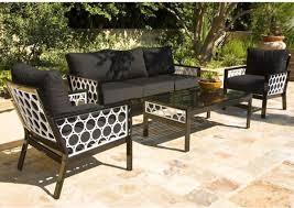 black outdoor furniture. black wicker outdoor furniture c