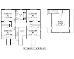 1 1 2 story house plans. Extraordinary Design Ideas 2 House Plans 1 Story Plan 2341