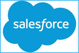 Salesforce Logo Salesforce Launches Sales Cloud Partner Relationship