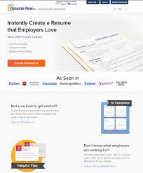 Free Resume Builder Websites Best Resume Builder Websites New Resume Free Web Resume Templates 10