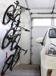 ... Decoration:Hanging Bicycle Racks For Garage Cheap Bike Storage Ideas  Clever Bike Storage Solutions Wooden ...