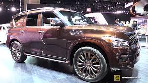 infiniti 2015 qx80. 2015 infiniti qx80 limited exterior and interior walkaround 2014 la auto show youtube qx80