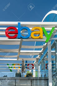 Ebay corporate office Structure San Jose Causa October 21 2018 Ebay Corporate Headquarters Logo 123rfcom San Jose Causa October 21 2018 Ebay Corporate Headquarters