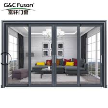 best exterior aluminium double glazing sliding doors for kitchen pictures photos