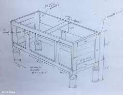 Build A Diy Bathroom Vanity Part 3 Creating The Partitions