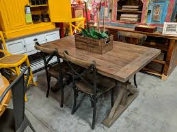 Rustic Farmhouse Dining Tables Solid Wood Furniture From Decor
