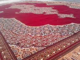 of A Big & Beautiful Qaleen Carpet for Sale Size 18 x 11 Foot