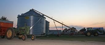Grain Bin Home Grain Bins Increasing Across Dakota Landscape Dakotafire