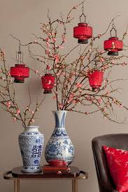 diy oriental decor chinese new year decorations ideas chines on asian fans wall decor how to
