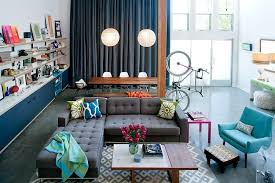 retro home furniture. A Retro Home In California Furniture