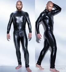 Gay fetish spandex rubber