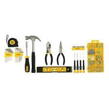 precision tools stanley. 38 piece precision stanley general tool set homeowners kit toolbox household tools s