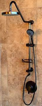 bronze shower system pulse oil rubbed bronze shower system iii bronze handheld shower systems bronze shower