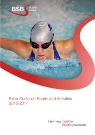 BSB Extra-Curricular <b>Sports</b> and Activities 2016-<b>2017</b> by The British ...